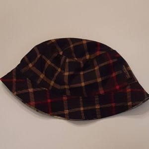 Brooks Brother's Plaid Revesable Hat